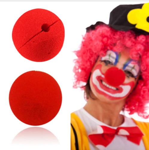 Buy red clown nose